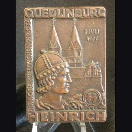 Quedlinburg Badge # 1953