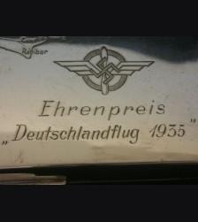 Ehrenpreis DLV 1935 Cigarette/ Cigar Box # 1989
