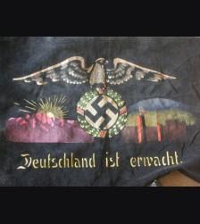 Deutschland Erwacht Patriotic Pillow Sham # 1996