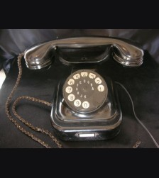 Original 3rd Reich Telephone- Functional  # 2018