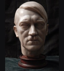Adolf Hitler Bust in Stone- HJ Pagels # 2019