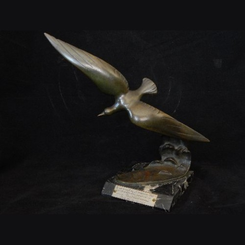 Presentation Luftwaffe Bronze Bird # 2043