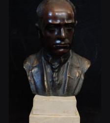 Bronze Sculpture Benito Mussolini  # 2045