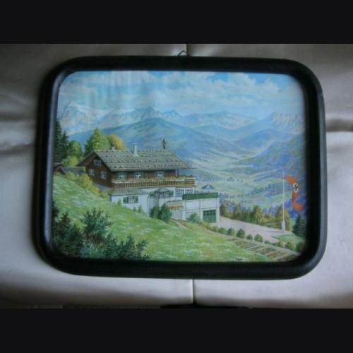 Framed Berghof Decorater  # 2053