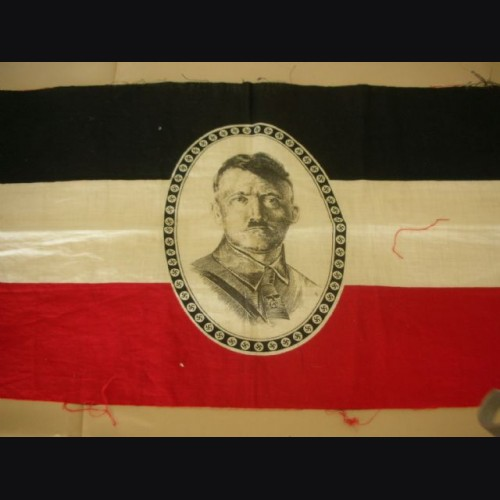 Adolf Hitler Patriotic Tri-Color # 2054