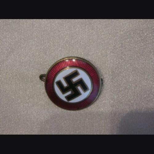N.S.D.A.P Sympathizer Pin # 2068
