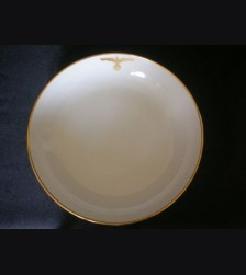 Adolf Hitler Formal Serving Bowl- Deutscher Hof (Nymphenburg)