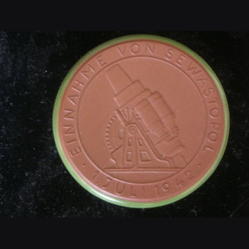 Meissen Commemorative Token #2