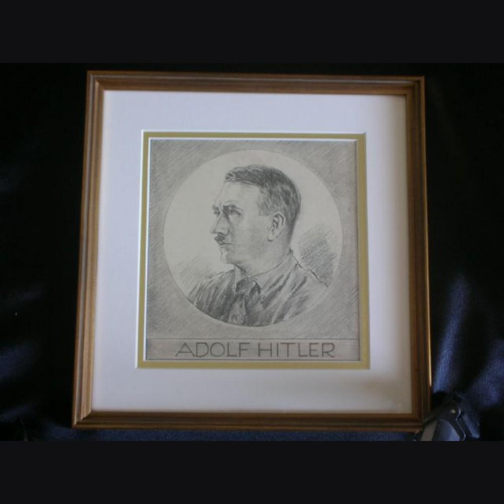 Adolf Hitler As An Artist Adolf Hitler Ar...