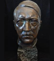 Der Fuhrer Bust from Braun Haus! (Lothar Dietz (1896-1976) # 2101