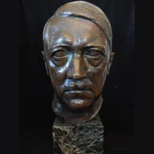 Der Fuhrer Bust from Braun Haus! (Lothar Dietz (1896-1976)