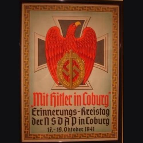 Coburg Anniversary Poster