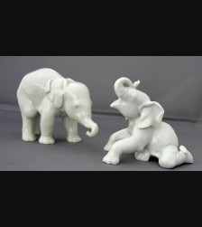 3-Model #3 Standing Elefant Allach # 378
