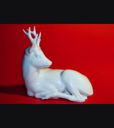 Model #14 Rehbok/Lying stag Allach # 390