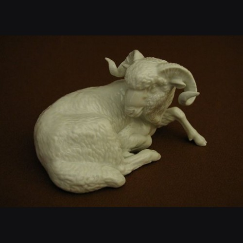 Model #18 Schafbock/ Lying Ram Allach # 394