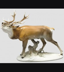 Model #20 Bugling Elk Allach # 396