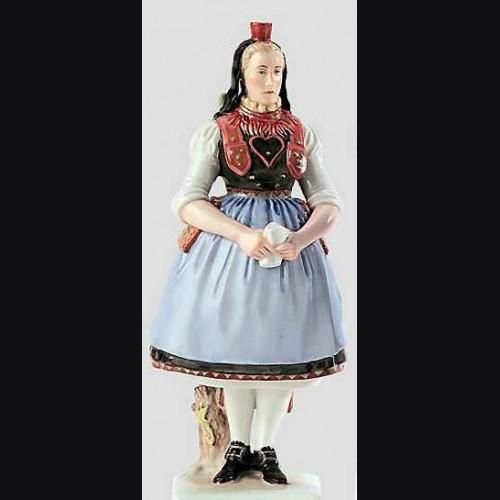 Model #53 Hessisches Bauerin Allach # 430