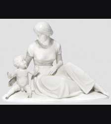 Model #98 Mother And Child Allach # 472