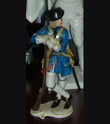 Model #138 Brandenburg Musketeer Allach # 490