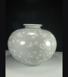 Allach/Bohemia Vase # 520