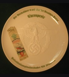 Allach Ehrenpreis 1938 Wuppertal # 523