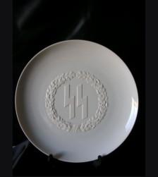 Allach SS Award Plate # 526