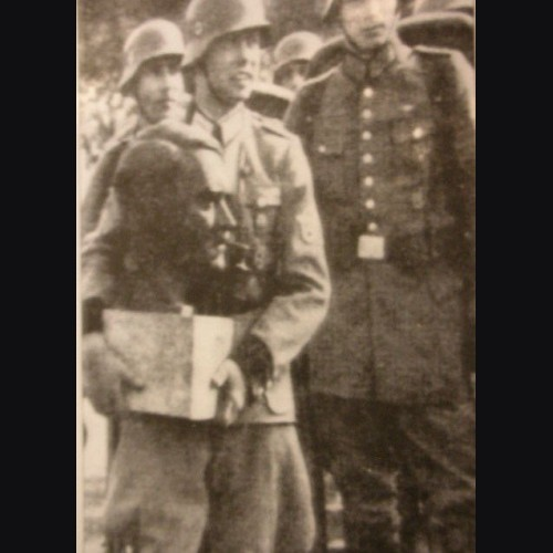 K-8 Fuhrerkopf (Hitler Bust) # 540