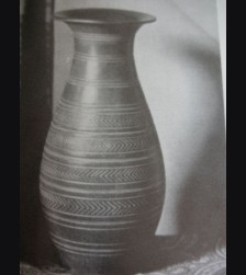 K-2 Vase with Germanic subjects # 544