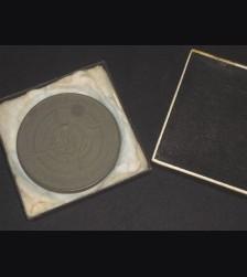 Allach Award Plaque/ Sieger Plakette bei den Sommer Sonnerwendwettkampfen der SS im Jahre 1938 # 605