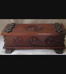 Dachau Herb Chest SS # 676
