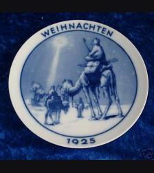 Rosenthal Weihnachten Plate 1925 # 679