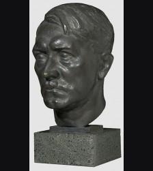 Der Fuhrer Bust ( H. M. Ley ) # 719