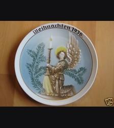 Rosenthal Weihnachten Plate 1936 # 730