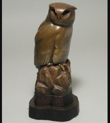 Bronze Owl (Theodore Karner) # 764