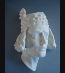 Rosenthal Wall Mask- Bamberger Reiter # 793