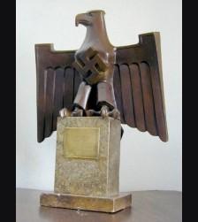 Bronze Reichssportsadler ( Barbara von Kalckreuth ) # 794