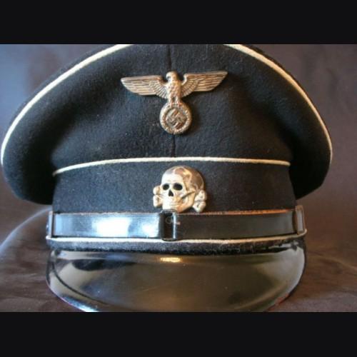 Allgemeine SS NCO Visor (Early) # 797