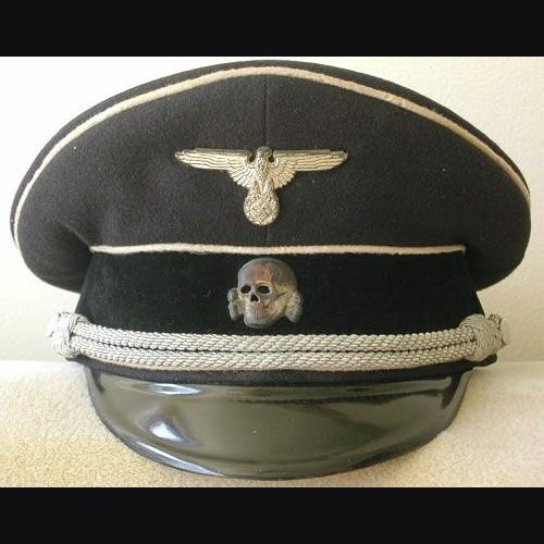 Allgemeine SS Officers Visor # 803