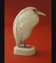 Rosenthal Silver Heron  # 818