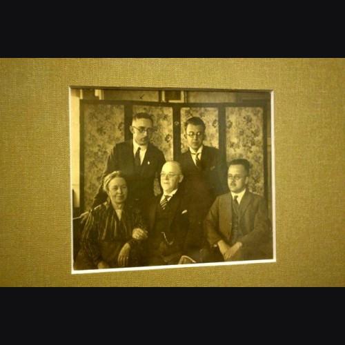 Himmler Family Photo 1925 # 843