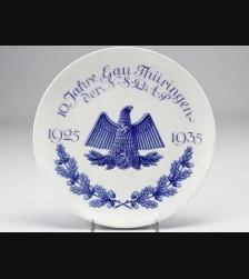 Commemorative Gau Plate ( Schoenau ) # 859