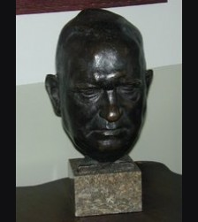 Bronze Bust Ludwig Siebert # 871