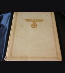 Presentation Reichs Chancellery Portfolio 1939 # 878