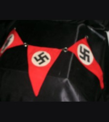 NSDAP Party Pennants # 889