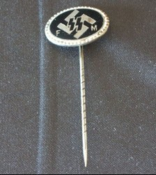 SS FM Stick Pin (Supporters Pin) # 893
