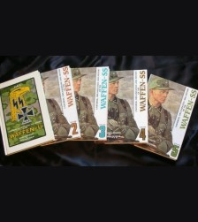 Uniforms, Organization, and History of the Waffen SS Vol. 1-5 ( Bender) # 904