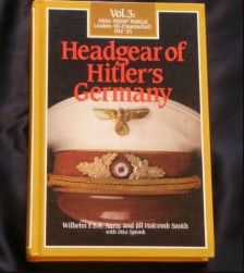 Headgear of Hitlers Germany Vol.3 ( Halcomb Saris ) # 906