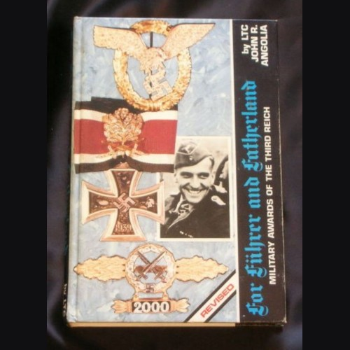 For Fuhrer and Fatherland Military Awards ( Angolia ) # 917