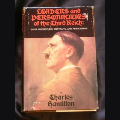 Leaders and Personalities of the Third Reich Vol.1 ( Hamilton ) # 918