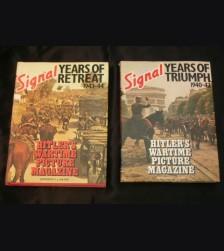 Years of Triumph/ Retreat 1940-44 2 Vol. Set # 924